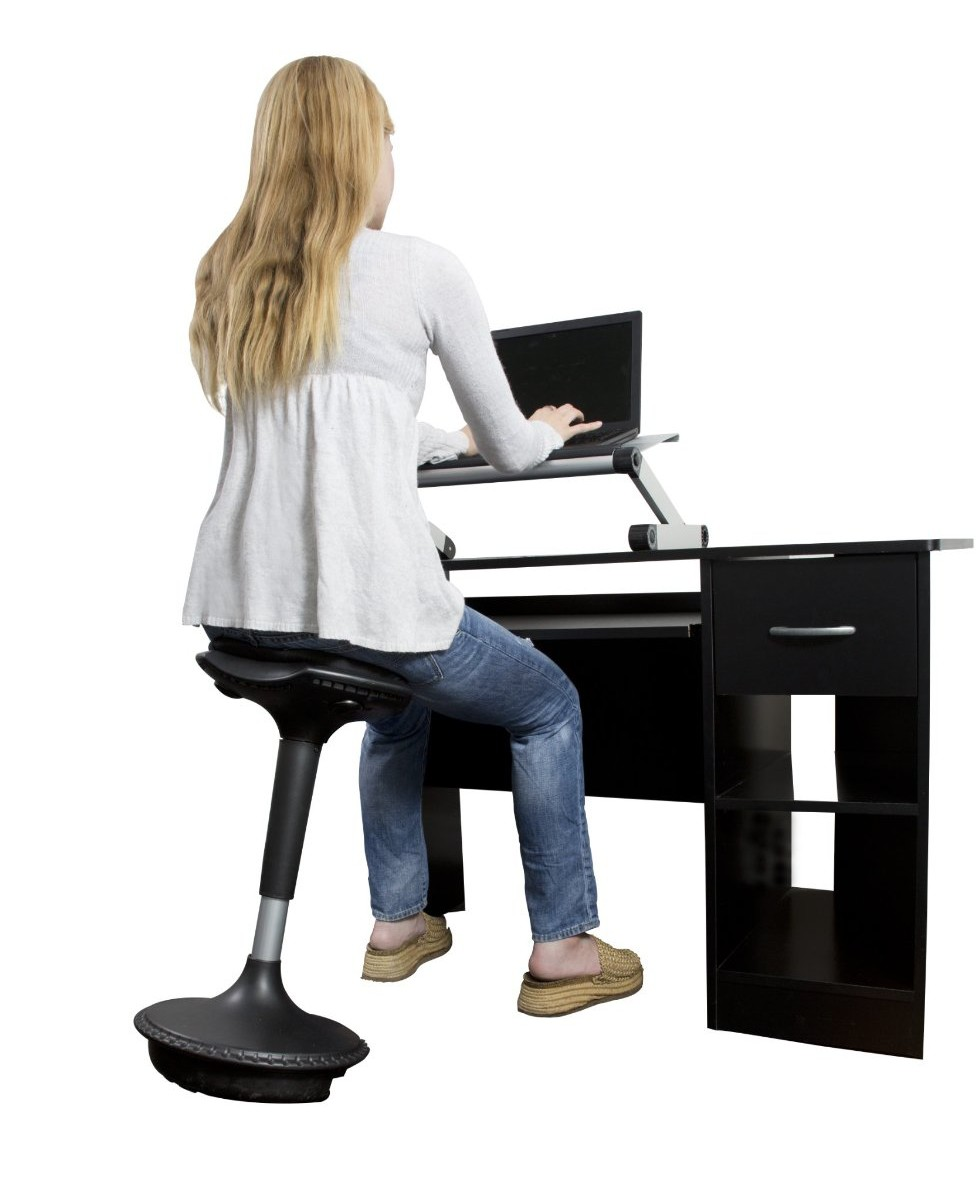 Honorary mention Wobble stool by Uncaged Ergonomics  sc 1 st  StandingDeskGeek.com & The best standing desk chairs reviewed and ranked (2016) islam-shia.org