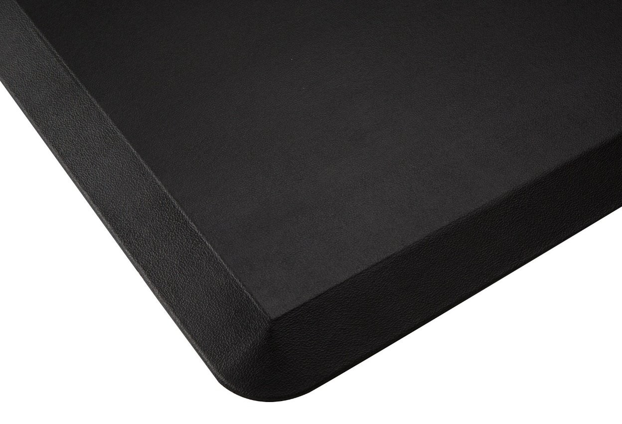 Extra Large Black Desk Pad Hostgarcia