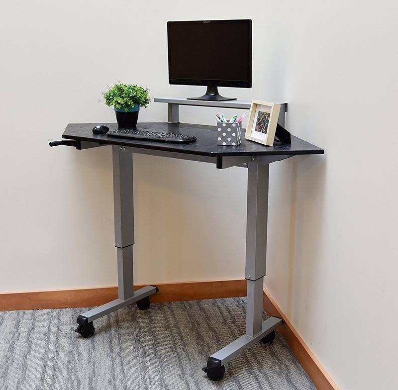 2018 Standing Desk Buyer's Guide  Desks For All Kinds Of. Floor Mat For Desk Chair. Target Furniture Desks. Corner Executive Desk. Sauder L Shaped Computer Desk. Metal Wood Coffee Table. Restaurant Patio Tables. Big Desk Chair. Front Entry Table